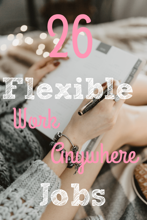 Work from anywhere with these remote opportunities! Kick the commute and 9-5, or just make extra money as a stay at home mom. Whatever the need, these are fantastic flexible ways to earn money!