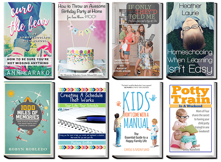 80 Amazing Parenting Resources That Will Change Your Life