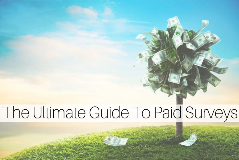 The ultimate guide to earning money with surveys