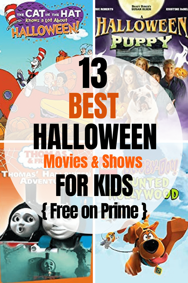 Best Free Halloween Movies for Kids! Great free, family-friendly, movies to get you in the Halloween spirit. A great Halloween activity for the kids and adults alike. #Halloween #Halloweenmovie #movielist #Movies