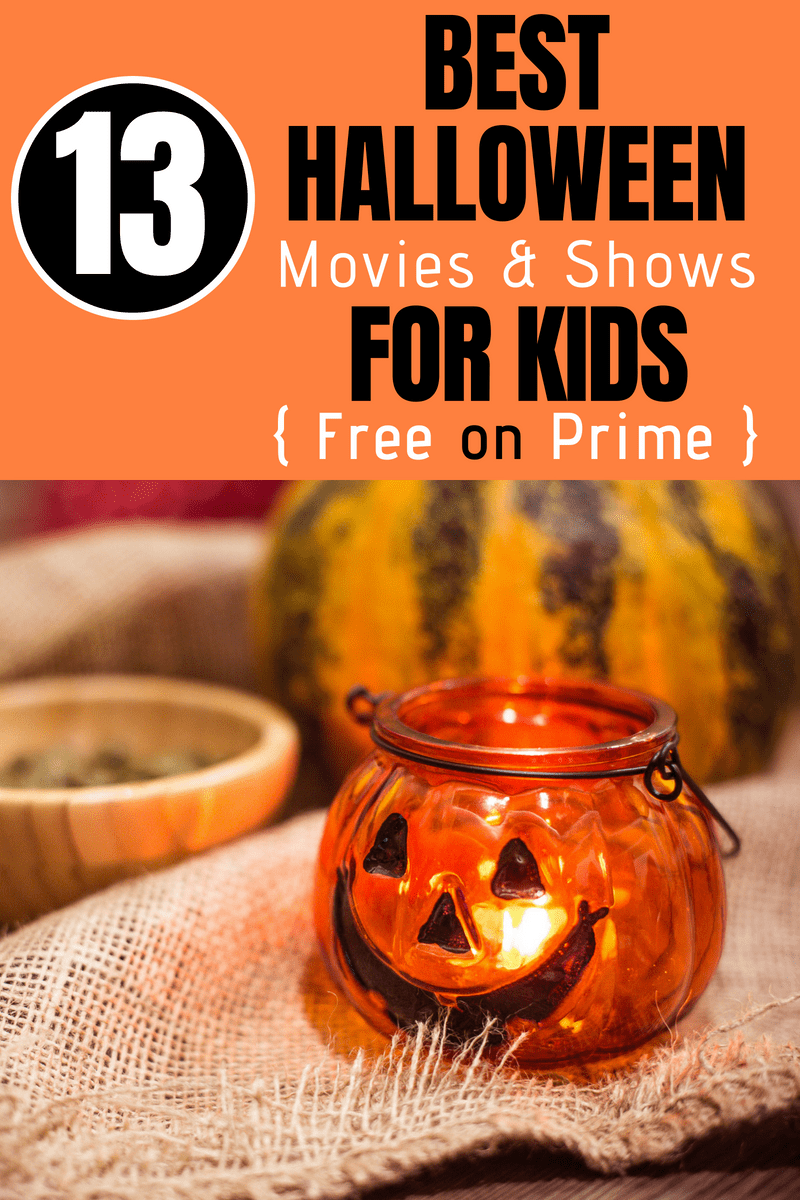 13 Best Free Halloween Movies and Shows For Kids On Amazon Prime