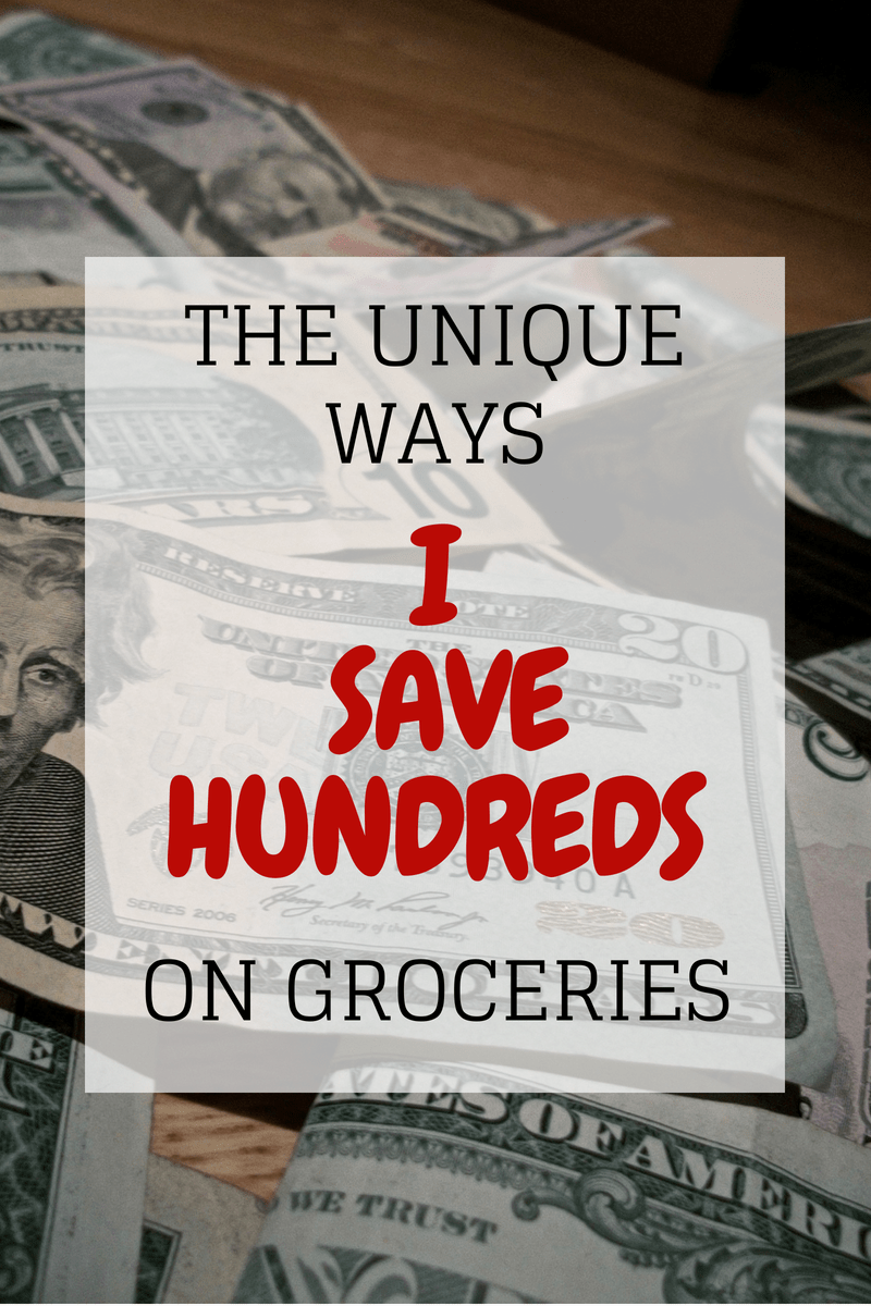 A big part of frugal living is learning to save money on groceries! Save hundreds with these little-known tips. Your grocery budget doesn't have to be a huge burden on you with these tips to save money on groceries! | Groceries | Save Money | Grocery Budget | Save Money on Groceries