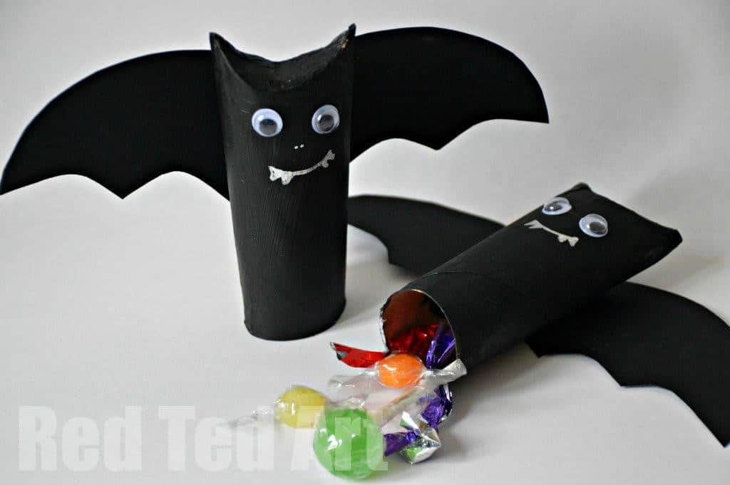 Easy Halloween Crafts for Class Parties