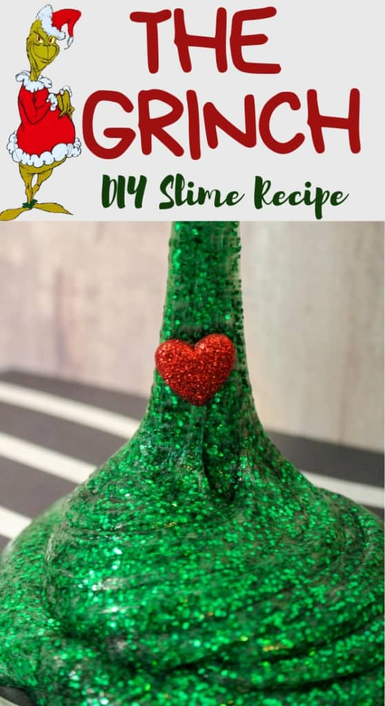 Christmas Slime Craft