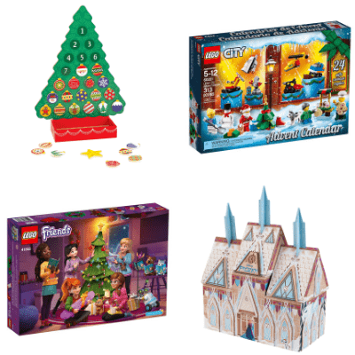 17 Best Advent Calendars for Kids