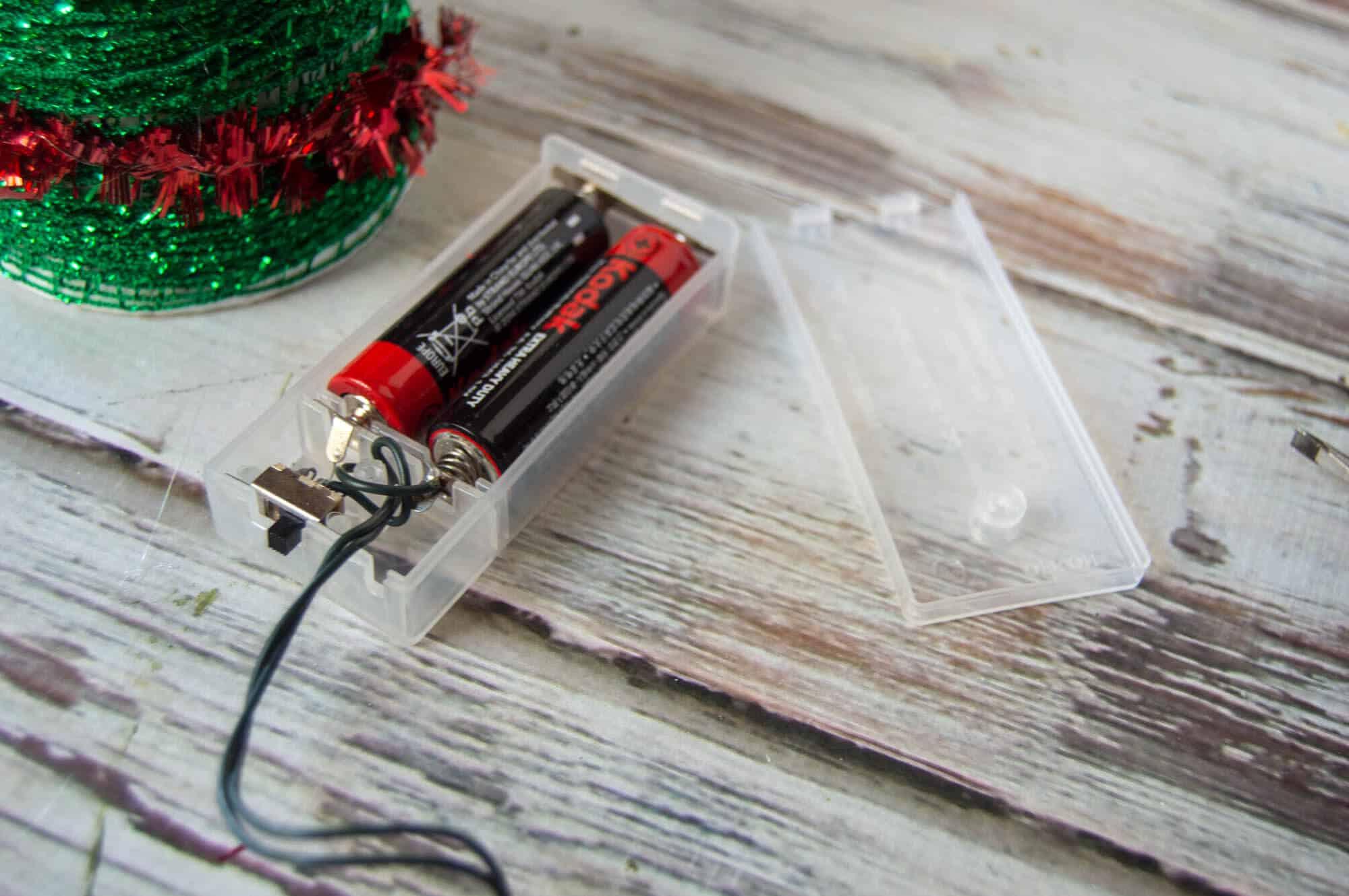 Dollar tree christmas craft