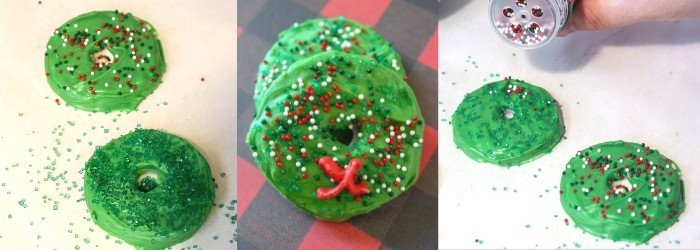 Christmas Wreath Cookies That Will Impress All Your Guests