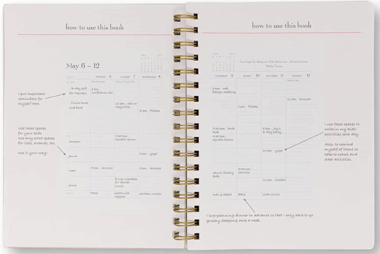 The Best Planners for Moms in 2019