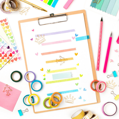 Genius Bullet Journal Tips for Moms in the New Year