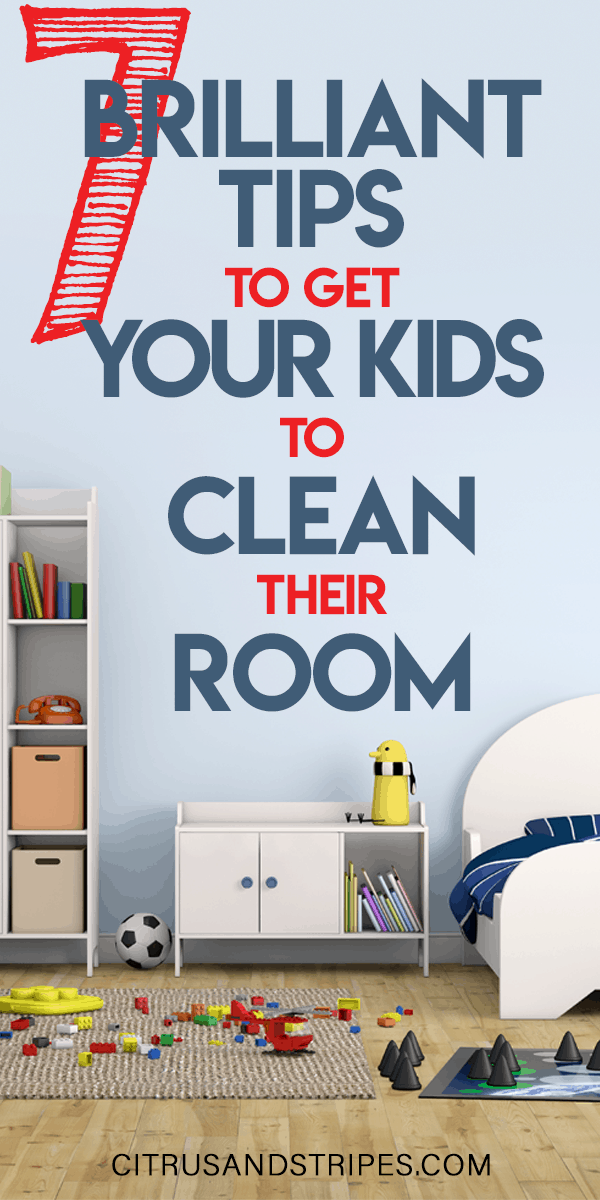 Kids Cleaning Their Room