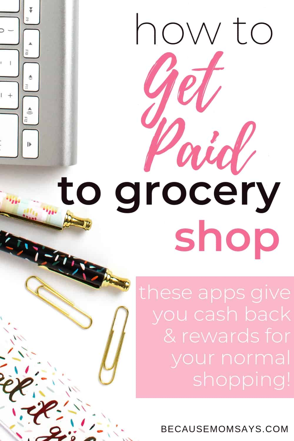 Apps that Pay You to Shop