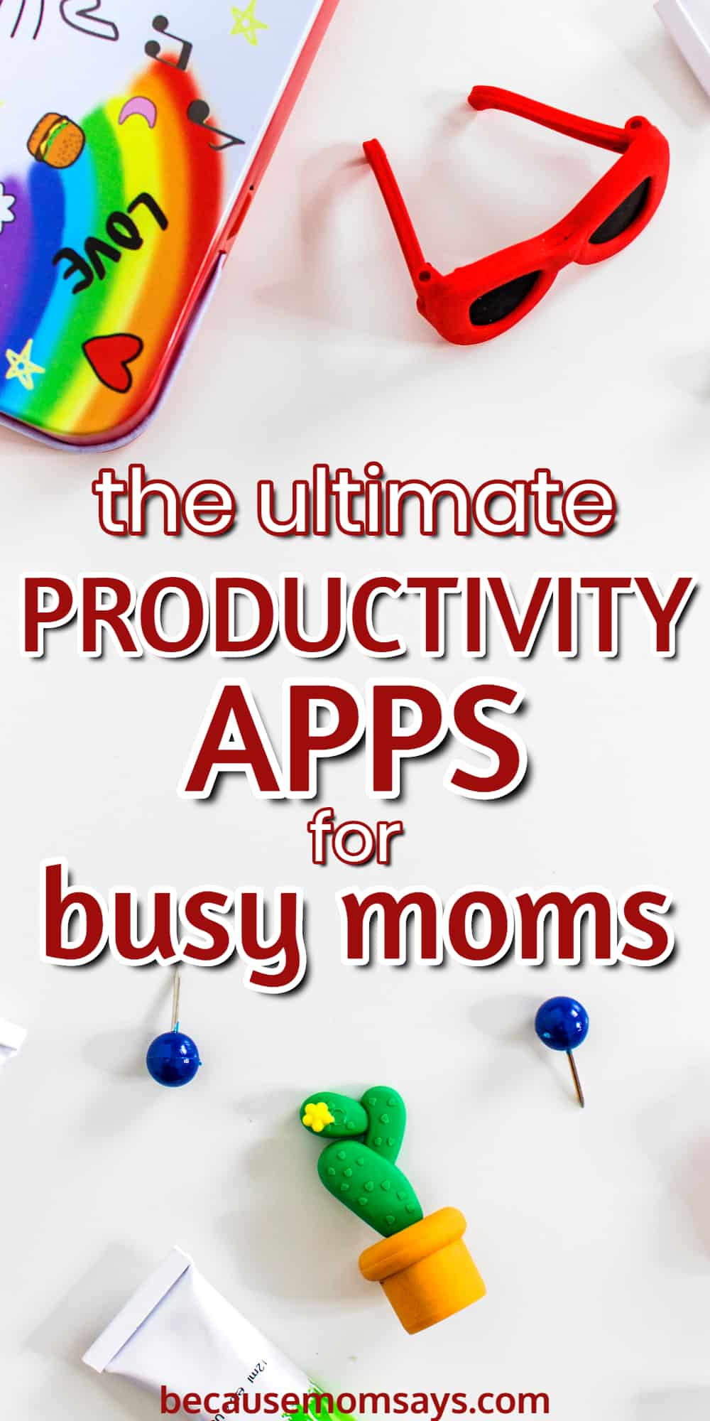 Looking for apps to help your busy schedule? You're going to love this list of best apps for moms! So many uses to help organize your life!