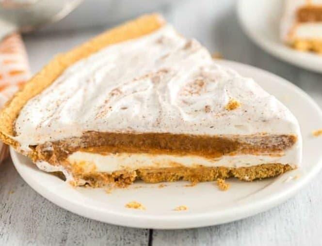 No-Bake Pumpkin Pie Recipe