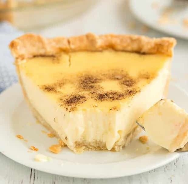 Southern Custard Pie