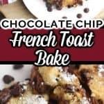 Tasty French Toast Bake