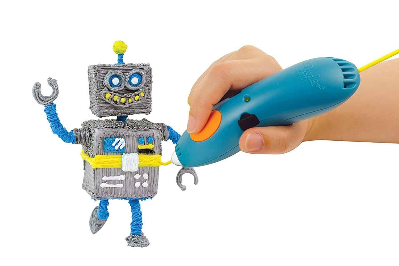 3d doodler pen making robot