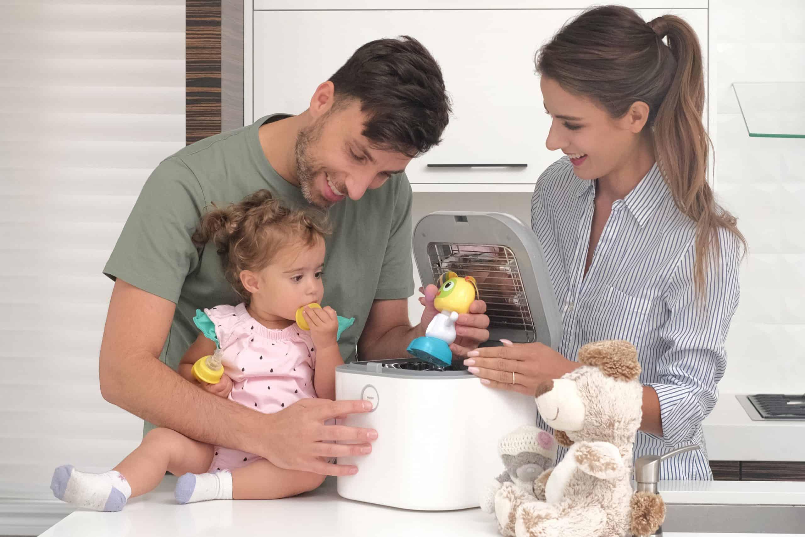 Coral UV Sanitizer a top tech gift