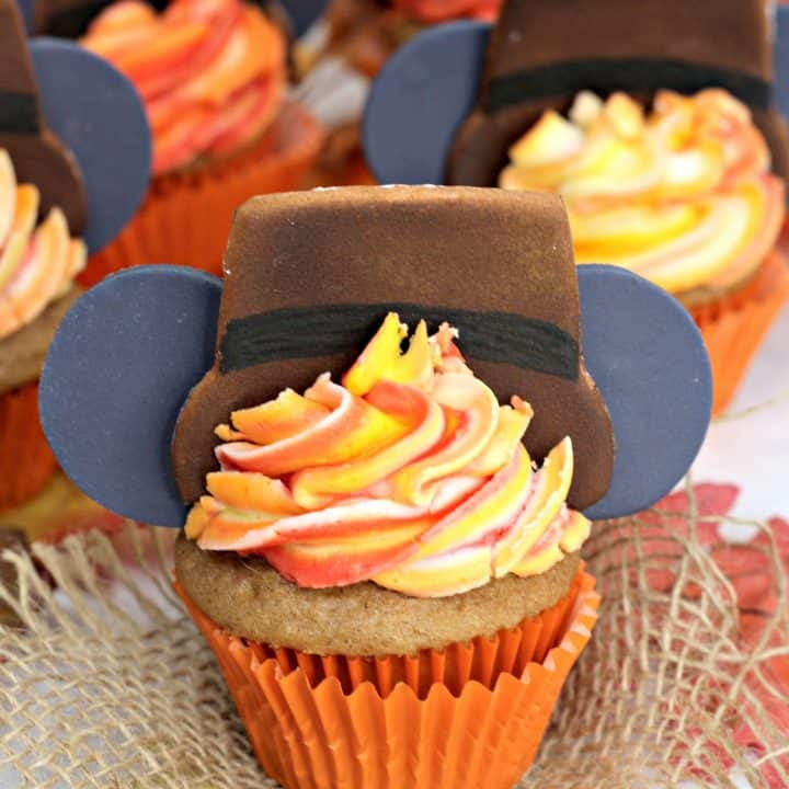 Epic Thanksgiving Cupcakes