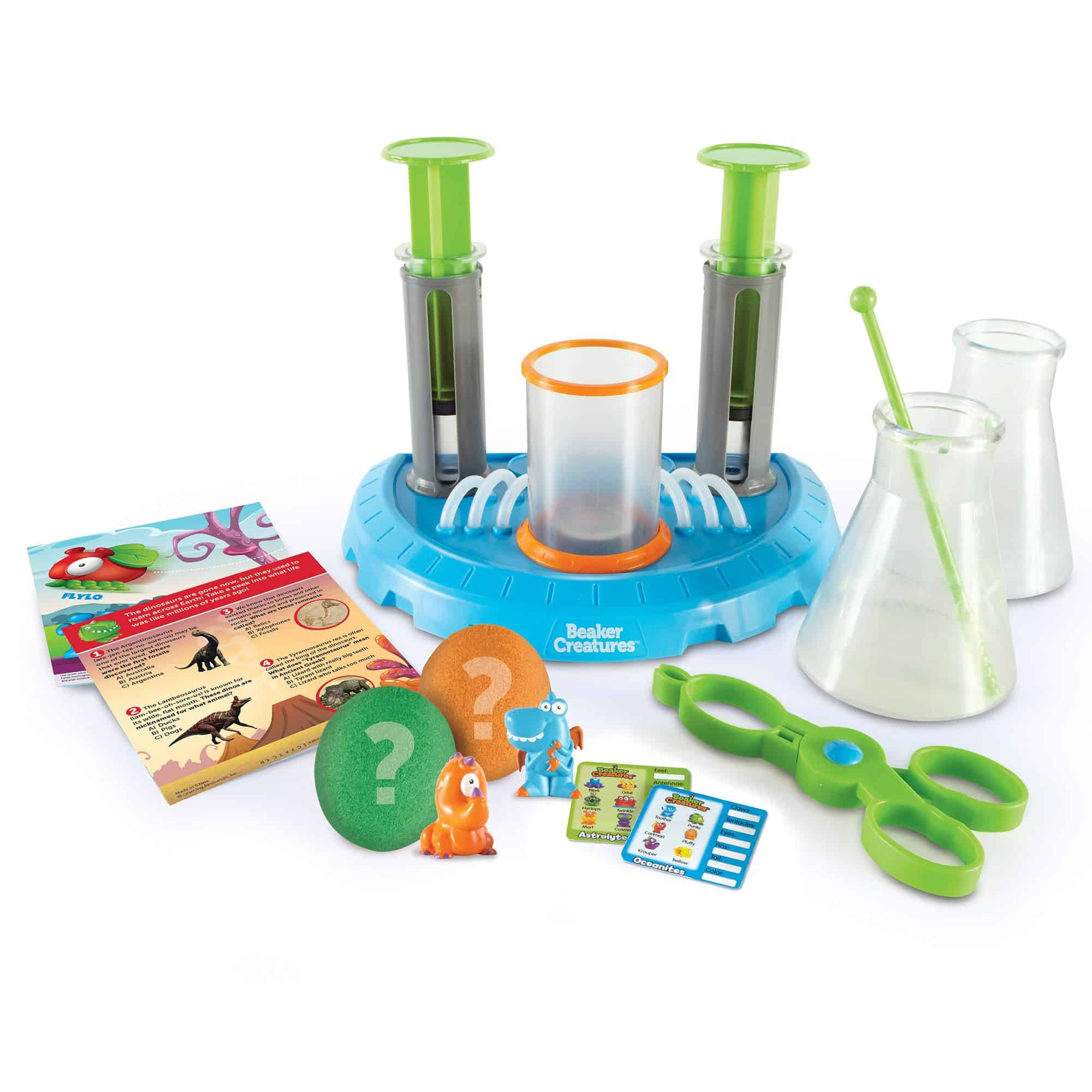 Toy chemistry set for kids