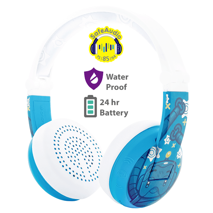 Wireless kids headphones, a top tech gift