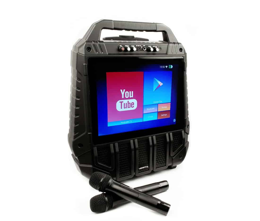 All in one wifi karaoke machine, a top tech gift