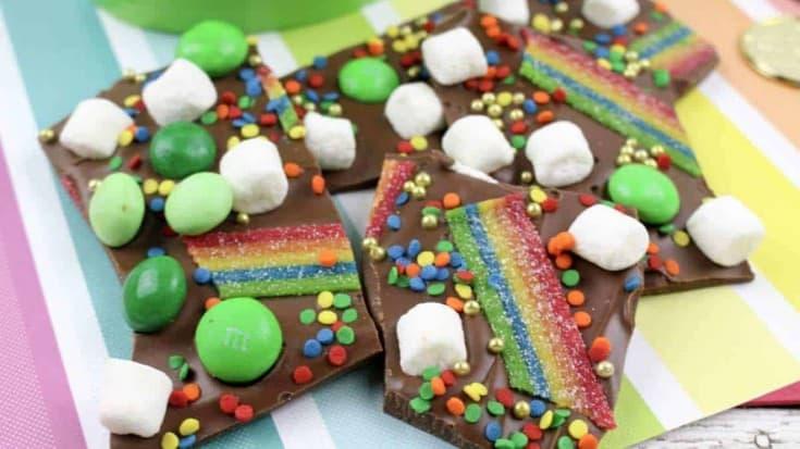 How To Make Saint Patricks Day Bark