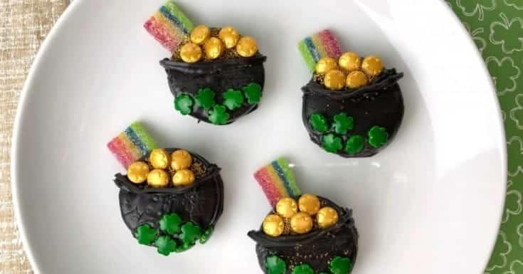 Oreo St. Patrick's Day Treats